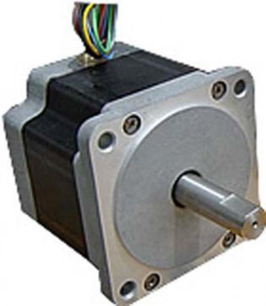 CNC PROFI - Schrittmotor - 6,8 Nm 8 Kabel-Unipolar Welle fi. 14 mm ...