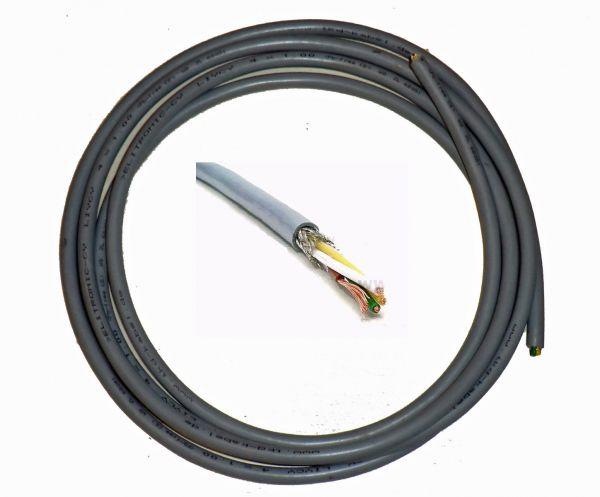 cnc profi cnc kupfer kabel flexibel 4 x 1 mm abgeschirmt preis f r 1 m. Black Bedroom Furniture Sets. Home Design Ideas